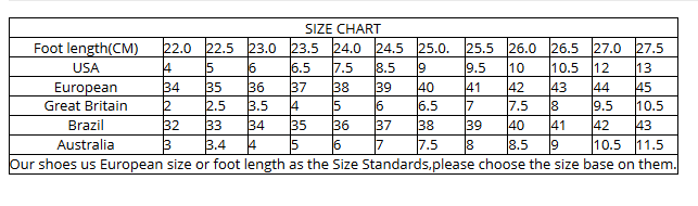 sizing-information