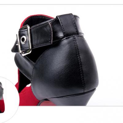 Belt Buckle High Heels