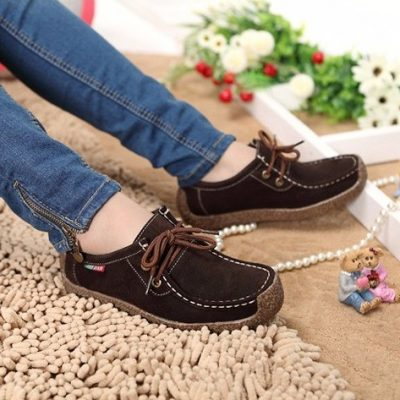 Casual Lace Up Shoe