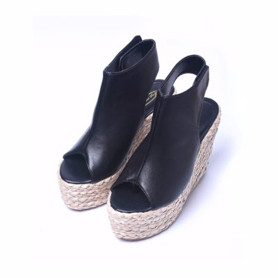 High Heel Platform Shoe