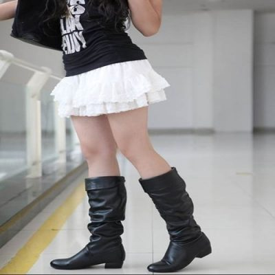Knee High Women Boots