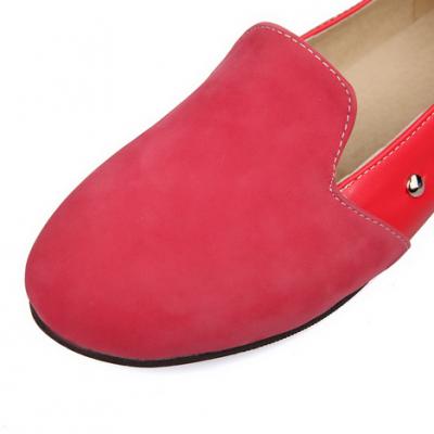 Rivets Flat Summer Shoe